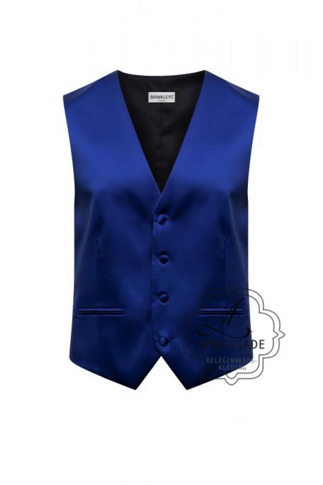 Waistcoat/vest effen kleuren