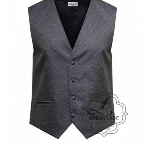 gilet waistcoat of vest voor de bruidegom onder zijn jacquet
