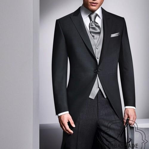 Zwart jacquet