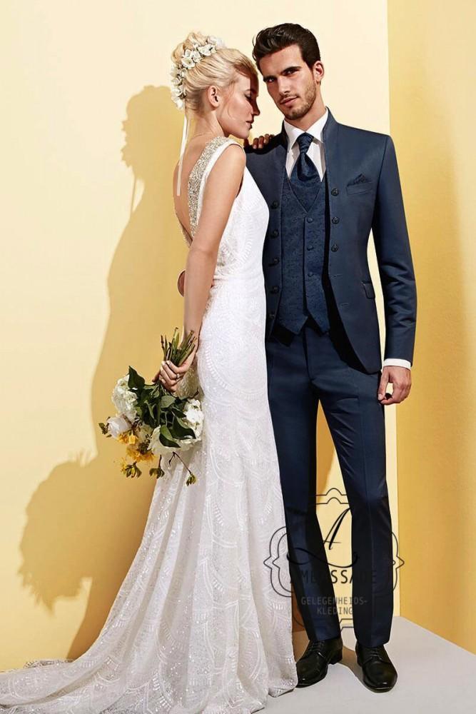Wilvorst trouwkostuum