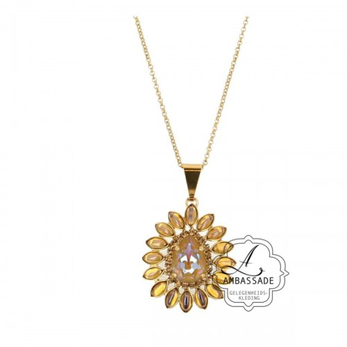 Otazu galaxy gold ketting