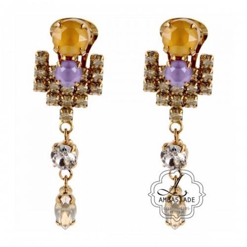 Otazu Provence D'Or Gold oorbellen