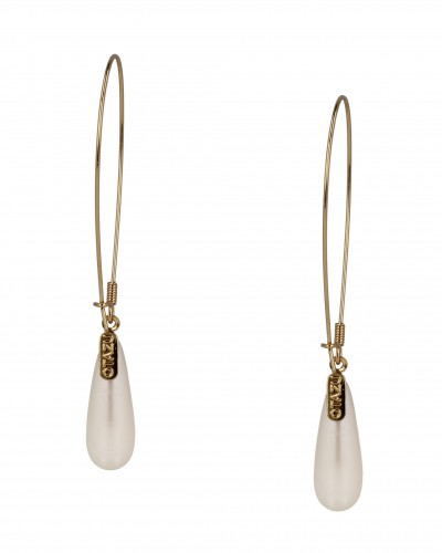 Otazu classic pearl oorbellen