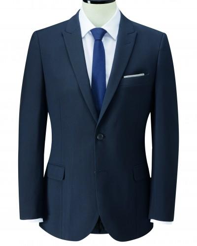 kostuum blauw