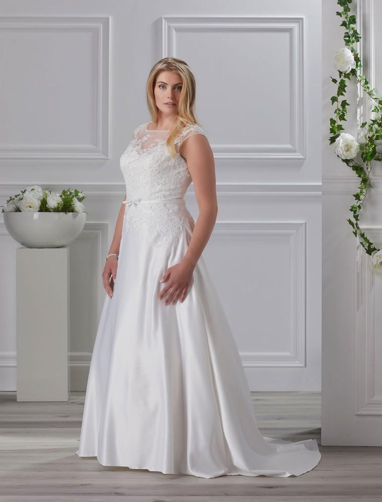 Miss Emily  bruidsjurk 8296