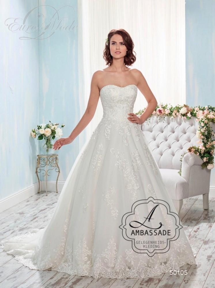 Lisa Donetti bruidsjurk 50105