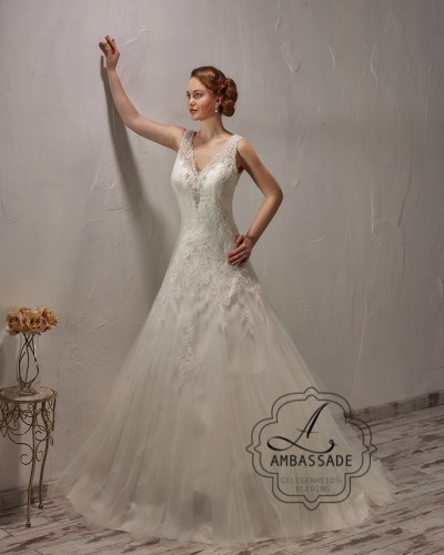 Lisa Donetti bruidsjurk 70532