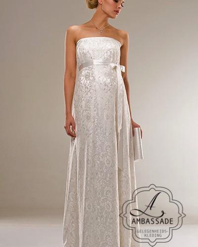 Sweet Lace positie bruidsjurk