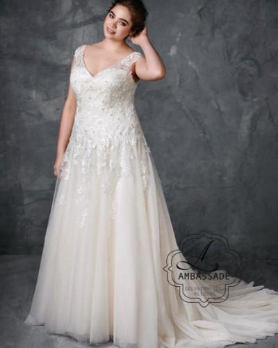 Femme bruidsjurk 3406