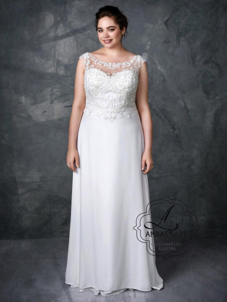 Femme bruidsjurk 3407