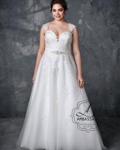 Femme bruidsjurk 3410