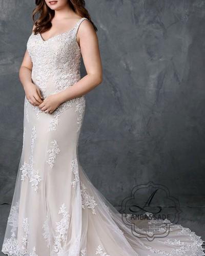Femme bruidsjurk 3411