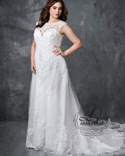 Femme bruidsjurk 3413