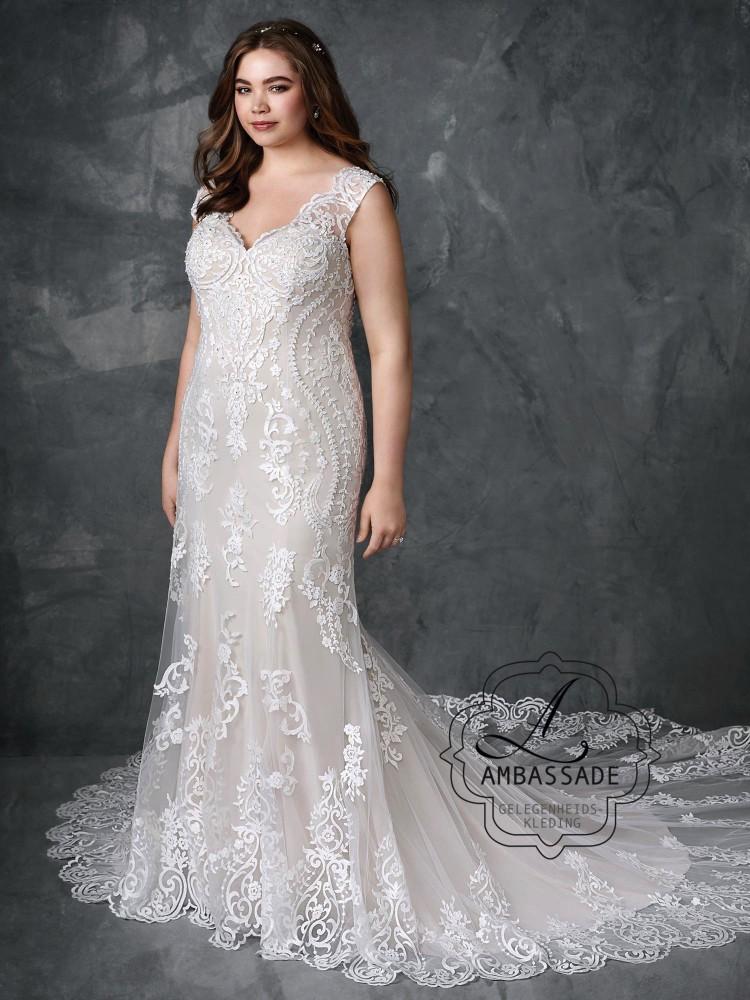 Femme bruidsjurk 3414