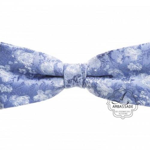 Strik/bow tie in bewerkte of effen satijn in vele kleuren.