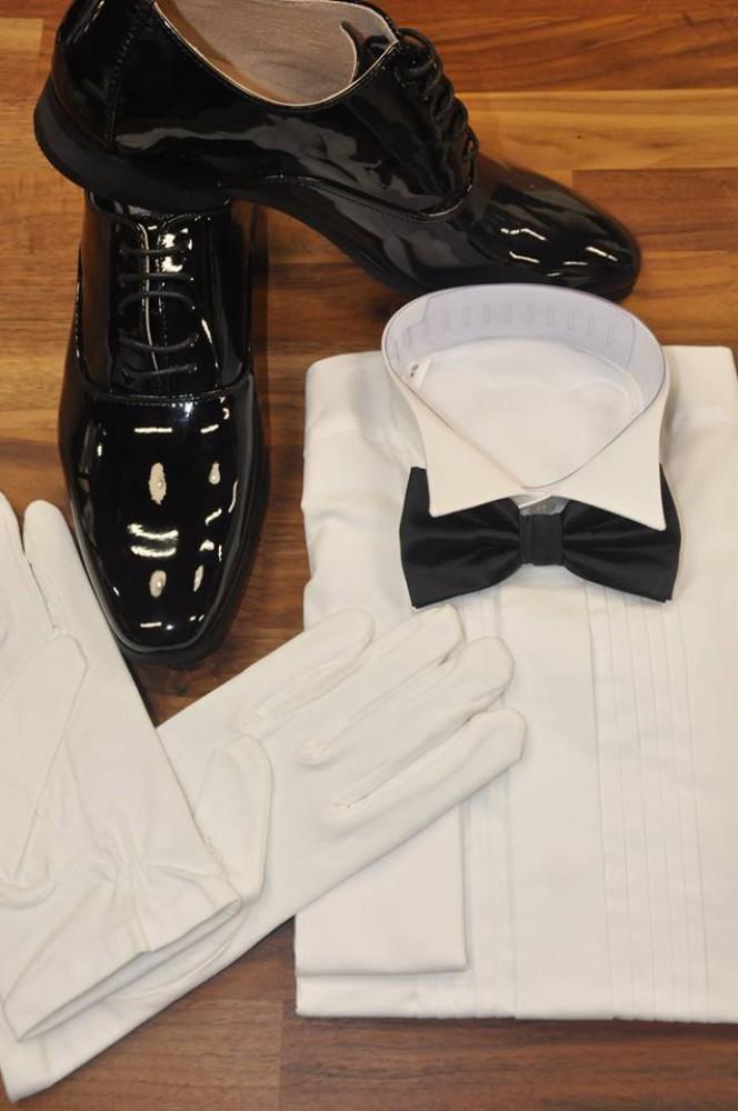 Black tie budget